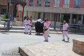 La Peña de Carnaval Gertrudis celebra este sábado, día 4 de julio, los Sanfarmines totaneros con la actividad Que nos pilla el toro!!!! - 3