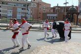 La Peña de Carnaval Gertrudis celebra este sábado, día 4 de julio, los Sanfarmines totaneros con la actividad Que nos pilla el toro!!!! - 4