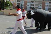 La Peña de Carnaval Gertrudis celebra este sábado, día 4 de julio, los Sanfarmines totaneros con la actividad Que nos pilla el toro!!!! - 5