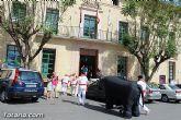 La Peña de Carnaval Gertrudis celebra este sábado, día 4 de julio, los Sanfarmines totaneros con la actividad Que nos pilla el toro!!!! - 6
