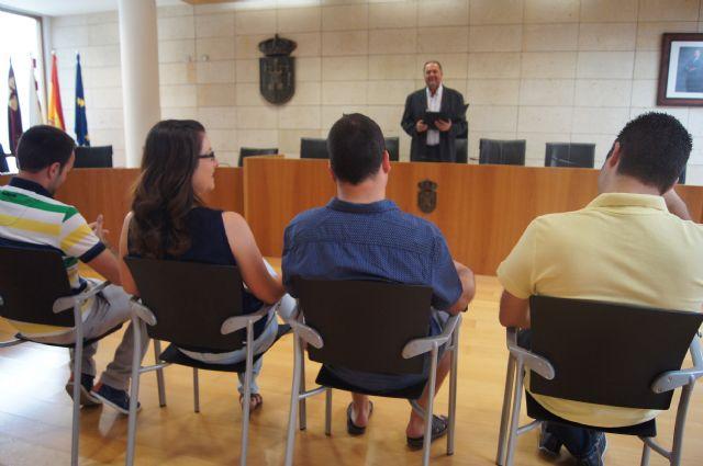 El Ayuntamiento de Totana tramitó un total de 14 matrimonios civiles durante el primer semestre del año 2015, Foto 1