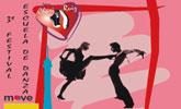 El 3º Festival de baile de la Escuela de Danza Move-Chari Ruiz tendrá lugar este viernes 3 de julio