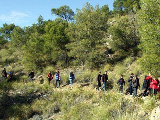 Medio Ambiente organiza mañana una ruta guiada nocturna en Sierra Espuña y El Valle, Foto 1