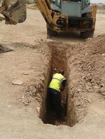 Se solucionan los tradicionales problemas de falta de presión y abastecimiento de agua potable existentes en las pedanías de El Paretón y El Raiguero en verano, Foto 1
