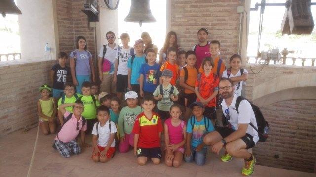 Semana de excursiones en el Campus del Centro Deportivo Move, Foto 1