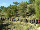 Medio Ambiente organiza mañana una ruta guiada nocturna en Sierra Espuña y El Valle