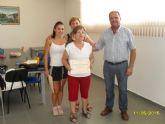Clausura y entrega de diplomas a las alumnas participantes en el programa municipal de Gimnasia para Mayores en El Paretón - 2