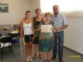 Clausura y entrega de diplomas a las alumnas participantes en el programa municipal de Gimnasia para Mayores en El Paretón - 3