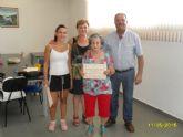 Clausura y entrega de diplomas a las alumnas participantes en el programa municipal de Gimnasia para Mayores en El Paretón - 4