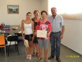 Clausura y entrega de diplomas a las alumnas participantes en el programa municipal de Gimnasia para Mayores en El Paretón - 5