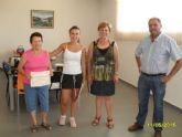 Clausura y entrega de diplomas a las alumnas participantes en el programa municipal de Gimnasia para Mayores en El Paretón - 12