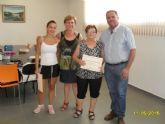 Clausura y entrega de diplomas a las alumnas participantes en el programa municipal de Gimnasia para Mayores en El Paretón - 13