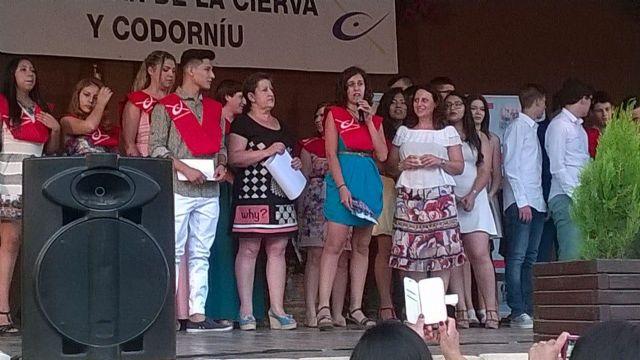 Los alumnos de 4° de la ESO del IES Juan de la Cierva y Codorníu de Totana apoyan a D´genes, Foto 1