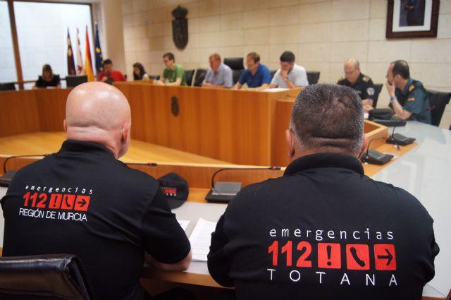 Se celebra la Junta Local de Seguridad Ciudadana, Foto 1