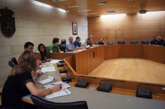 Se celebra la Junta Local de Seguridad Ciudadana, Foto 2
