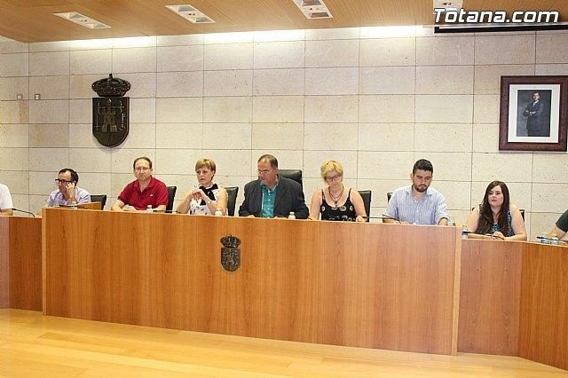 El Pleno aprueba las retribuciones para los concejales que desempeñarán sus cargos esta legislatura, Foto 1