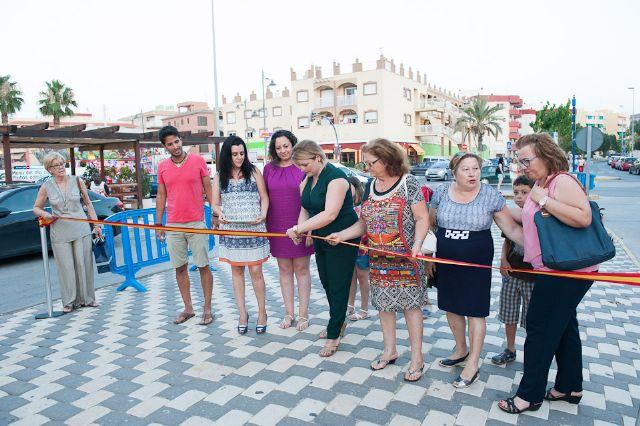 El mercado de verano de Puerto de Mazarrón amplía la oferta comercial y de ocio, Foto 1