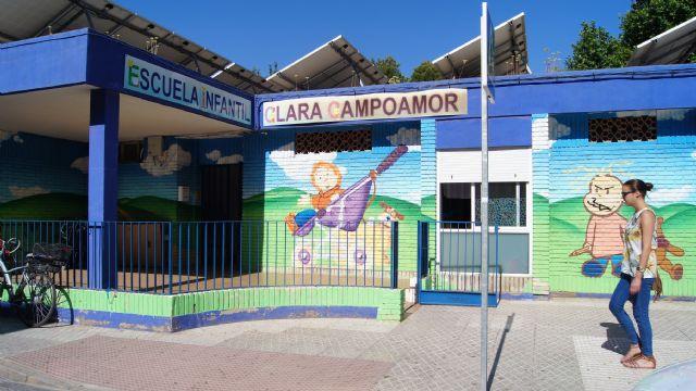 Continúa abierto el plazo de matrícula de la Escuela Infantil Municipal Clara Campoamor para el curso 2015/2016, Foto 1