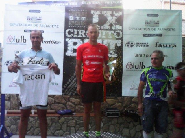 José Andreo, del CC Santa Eulalia de Totana, 1º en m50 en la Vigallera, Foto 1