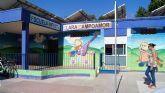 Continúa abierto el plazo de matrícula de la Escuela Infantil Municipal Clara Campoamor para el curso 2015/2016