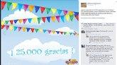 ElPozo supera los 25.000 fans en Facebook