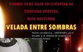 La Asociación cultural El Cañico está preparando una deliciosa Velada entre Sombras