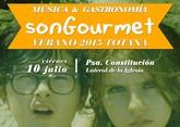 Este viernes se celebra el miniFestival SonGourmet