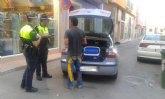 La Policía Local se adhiere a la campaña especial de vigilancia y control de las condiciones del vehículo que promueve la DGT