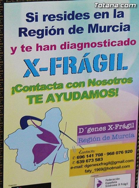D´Genes pone en marcha un grupo de trabajo de X-Frágil en la Región de Murcia, Foto 5