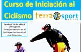 Por motivos técnicos, se retrasa una semana el inicio del curso de iniciación al ciclismo, que está organizado por Terra Sport Cycling
