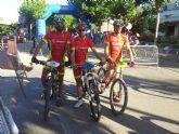 Dos nuevos podiums para el CC Santa Eulalia el pasado fin de semana
