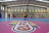 ElPozo ampl�a la oferta deportiva para sus empleados con dos pistas de p�del y un nuevo pabell�n