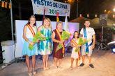 La pedanía de Leiva celebra sus fiestas patronales