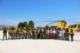 La Comunidad hace un llamamiento a los ciudadanos para extremar las medidas de prevenci�n de los incendios forestales