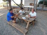 El concejal de Medio Ambiente visita los Huertos Ecol�gicos Familiares