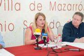 Presentado el tercer volumen recopilatorio de los cuentos villa de Mazarrón