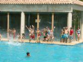 75 niños disfrutan del viii campamento de verano en Nerpio