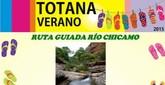 La Asociación Cultural El Cañico organiza una ruta guiada al río Chicamo (Abanilla)