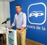 EL PP presenta dos mociones y dos ruegos para su debate y votaci�n en el primer Pleno ordinario de la legislatura
