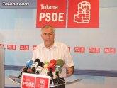 El PSOE pide poner en marcha un Plan de Autosuficiencia Energética en Edificios e Instalaciones propiedad de la CARM