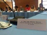 El primer edil de Totana asiste al Consejo de Alcaldes