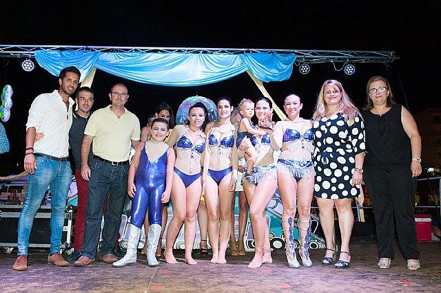 La Peña La Cañadica gana la III edición del Carnaval de Verano Puerto de Mazarrón, Foto 1
