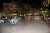 La Peña La Cañadica gana la III edición del Carnaval de Verano Puerto de Mazarrón - 1
