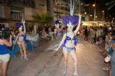 La Peña La Cañadica gana la III edición del Carnaval de Verano Puerto de Mazarrón - 2