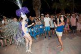 La Peña La Cañadica gana la III edición del Carnaval de Verano Puerto de Mazarrón - 3
