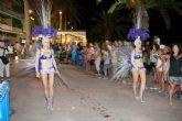 La Peña La Cañadica gana la III edición del Carnaval de Verano Puerto de Mazarrón - 5