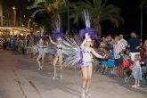 La Peña La Cañadica gana la III edición del Carnaval de Verano Puerto de Mazarrón - 6