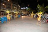 La Peña La Cañadica gana la III edición del Carnaval de Verano Puerto de Mazarrón - 7