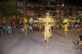 La Peña La Cañadica gana la III edición del Carnaval de Verano Puerto de Mazarrón - 8