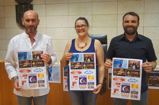 Se organiza un ciclo de conciertos solidarios en las noches de agosto en Terraza Cafetería Martin´s II a beneficio de PADISITO, Foto 1